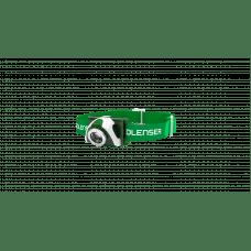 Фонарь налобный LedLenser SEO 3 Green