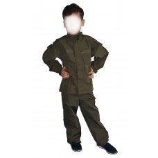 Детская военная форма олива сорт 2