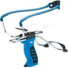 Рогатка Man Kung MK-SL06BL с упором ц:синий
