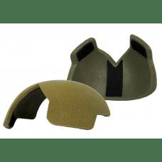 Баллистическая накладка с арамидного волокна для повышения класса защиты шлема
