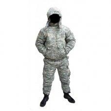 Охотничий костюм Зимний АКУ комбез+куртка