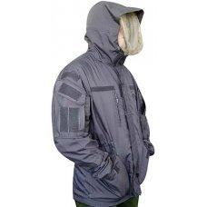 Куртка черная тактика для спецподразделений
