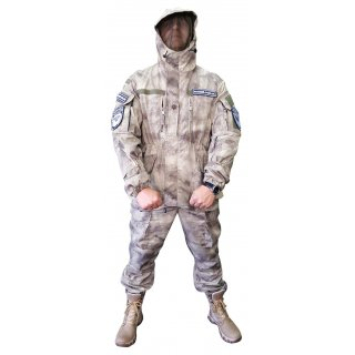 Тактический Костюм Атакс AU москит сетка