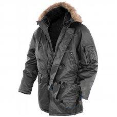 Куртка Аляска черная N3B