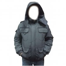Куртка бушлат для полиции -20 C