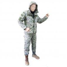 Куртка тактическая Акуп Зима