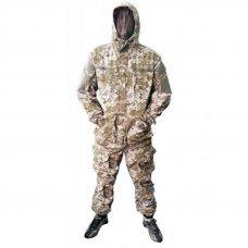 Куртка тактическая укр. цифра Зима