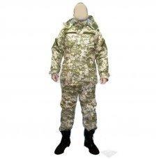 Зимний камуфляжный костюм, бушлат и штаны Укр. цифра -20 C