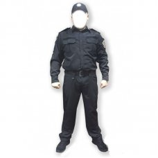 Комплект формы украинской полиции 5 в 1