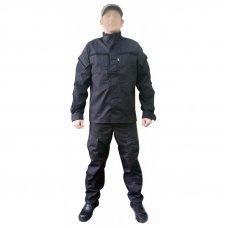 Военная черная форма
