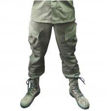 Военные брюки олива НГУ