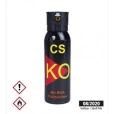Газовый баллончик CS VERTEIDIGUNGSSPRAY BKA 9R 100ML NUR EU