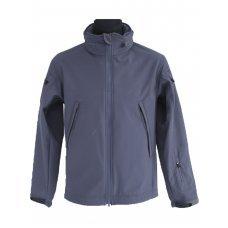 Куртка soft shell серая Pancer