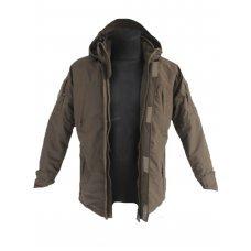 Куртка мембрана зимняя Секьюрити олива Pancer