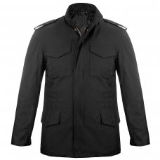 Куртка M-65 Britannia Style Shvigel Black