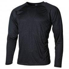 Рубашка боевая с длинным рукавом черная