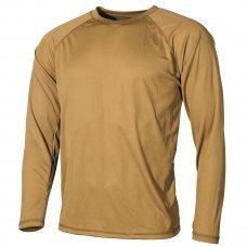 Рубашка боевая с длинным рукавом койот