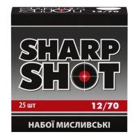 "Патрон 12 калібр ""Шарп Шот"" №5"