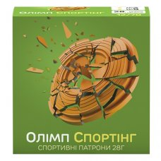 "Патрон 12 к ""Олимп Спортинг"" 28 грамма №7"