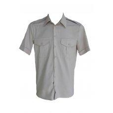 Форменная рубашка с коротким рукавом ТАН Pancer