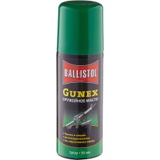 Масло оружейное Gunex 50 мл.