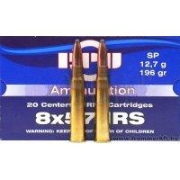 Патрон 8x57 калибр JRS SP 12.7 g пачка