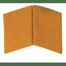 Вкладки для воротника MANNSCH желтые