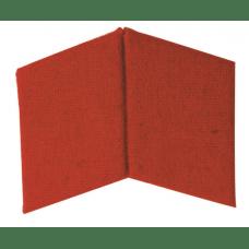 Вкладки для воротника MANNSCH красные