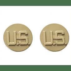 Значок на шею США ОТДЕЛКА (ПАРА) АРМИЯ EM ′ US ′