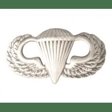Базовый металлический значок на пружине США