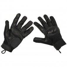 Перчатки с защитой ладони и пальцев c кевларом MFH