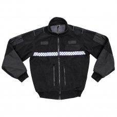 """Куртка флисовая с подкладкой""""Polartec""""оригинал полиции Великобритании б/у"""