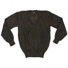"""Пуловер с V-образным вырезом, оригинал армии Чехословакии""""M 85""""новый"""