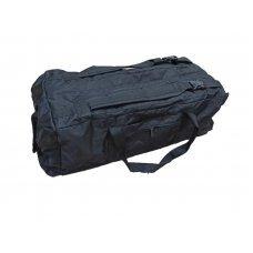Сумка рюкзак 80л черная