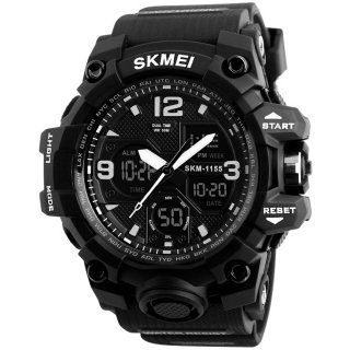 Часы Skmei 1155B Black