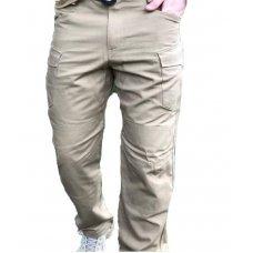 Тактические брюки Esdy стрейч котон Travel койот