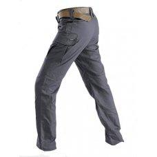 Тактические брюки Esdy стрейч котон Travel серые