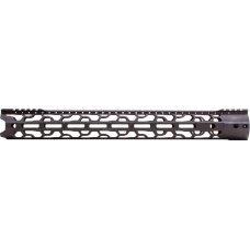 Консольное цевьё ODIN O2 Lite для AR-10 Длина - 17,5''