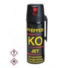 Газовый баллончик струйный Pepper KO Jet 50 мл Германия