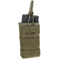 Подсумок BLACKHAWK! Strike Single M4/M16 Mag ц: зеленый