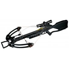 Арбалет Man Kung MK-380BK Gladiator ц:черный