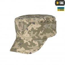 M-Tac кепка-мазепинка с гербом рип-стоп 100% Х/Б MM14