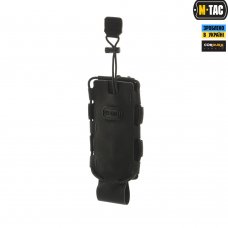 M-Tac подсумок для фляги/бутылки Elite Black