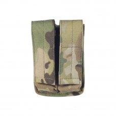A-Line СМ14 подсумок пистолетного магазина двойной Gen.2 Multicam