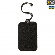 M-Tac панель для нашивок подвесная для флага Black
