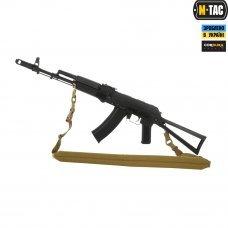 M-Tac ремень оружейный Coyote