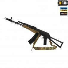 M-Tac ремень оружейный двухточечный Multicam