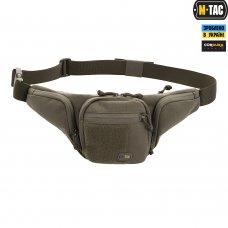 M-Tac сумка-кобура поясная Elite Gen.II с липучкой Olive