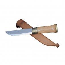 Милтек нож финский 24 см с ножнами